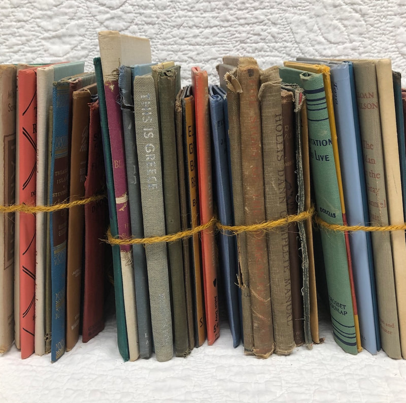 altered books, junk journals, books for sale, recycled parts 4 art, etsy, https://www.etsy.com/shop/recycledparts4art